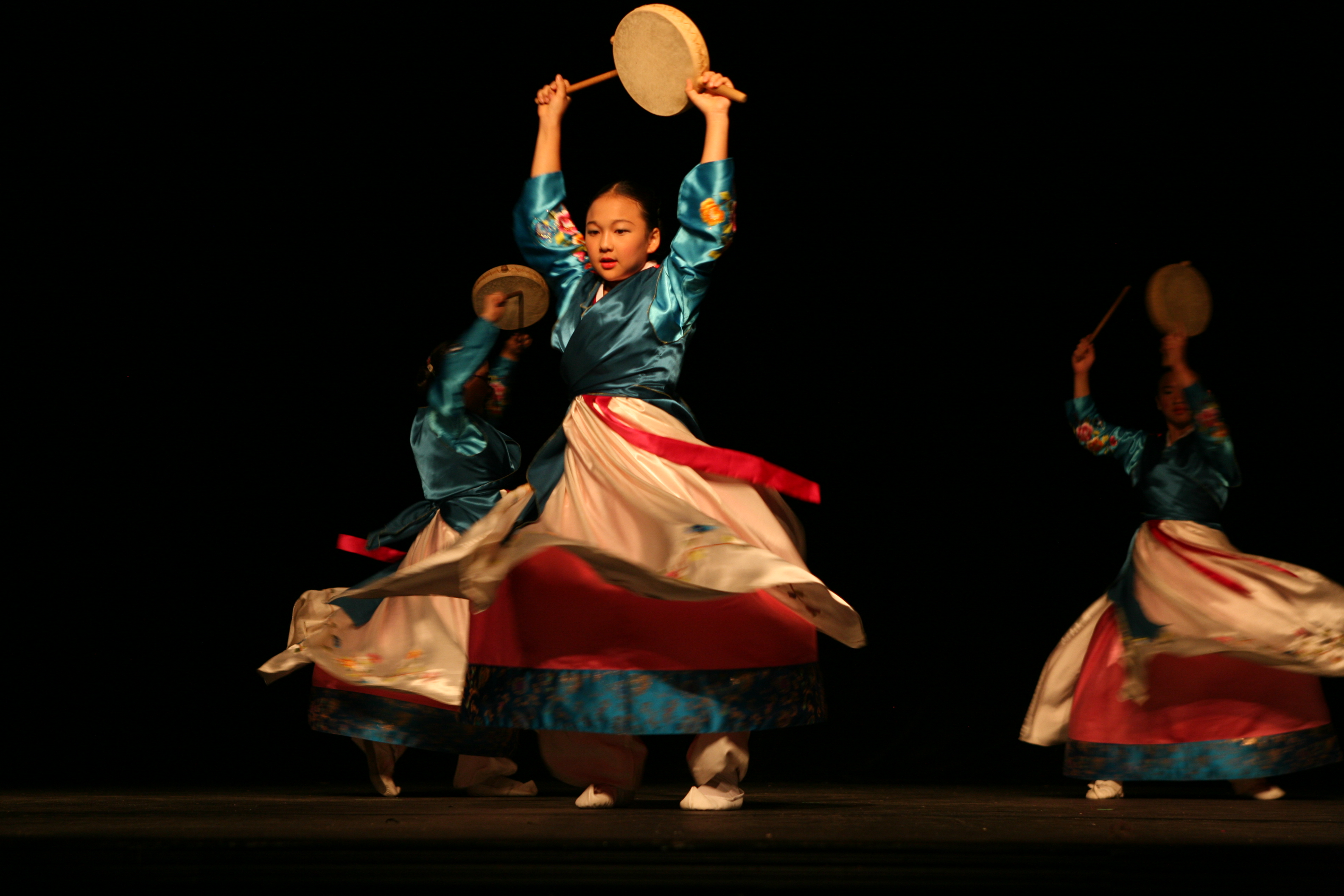 2015.05.16: Traditional Korean Music/Dance Performance