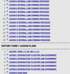Grade 7 History Term 2 Lesson Plans - The Best Picture History [ 4851 x 492 Pixel ]