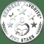 Readers Favorite 5-Star Award