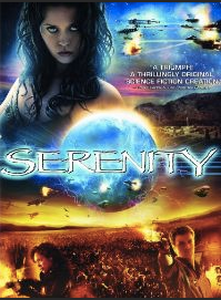 Serenity featuring Summer Glau as River Tam