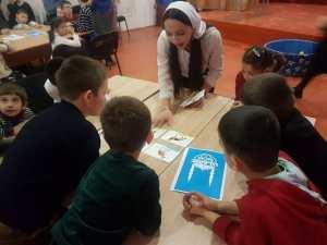 В Доме детского творчества, расположенном в Грозном, состоялось мероприятие
