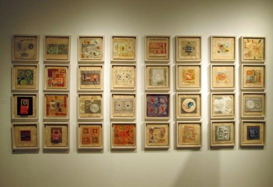 """Full Circle: New Works by Jason Pollen,"" MLB Designs"