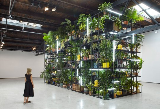 Arts News: Kemper Scores a Coup with Rashid Johnson Exhibit