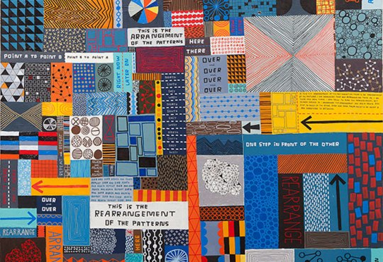 KCAI Faculty's Generosity and Artwork Will Shine at Art & Design Auction