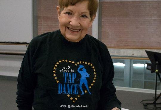 Honors: Billie Mahoney