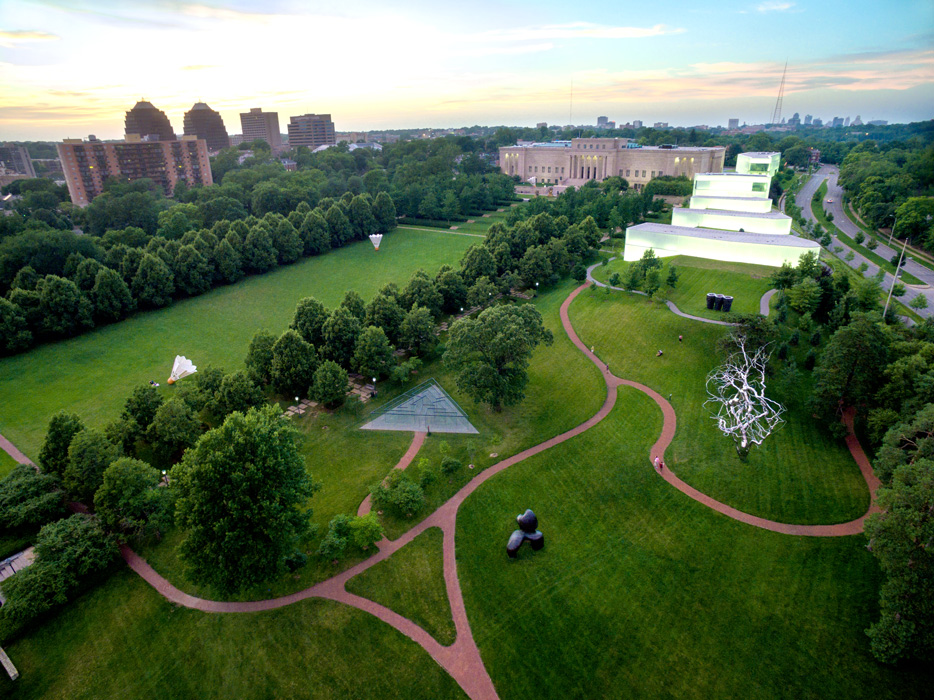 Nelson-Atkins Museum of Art (photo by Don Ipock)