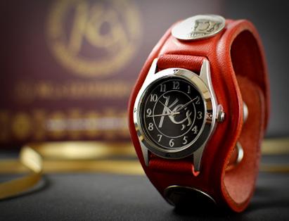大切な人に贈りたい。自分でパーツを選び、デザインした腕時計