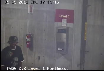 JCCC Security Camera