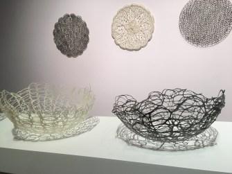 plastic/resin baskets