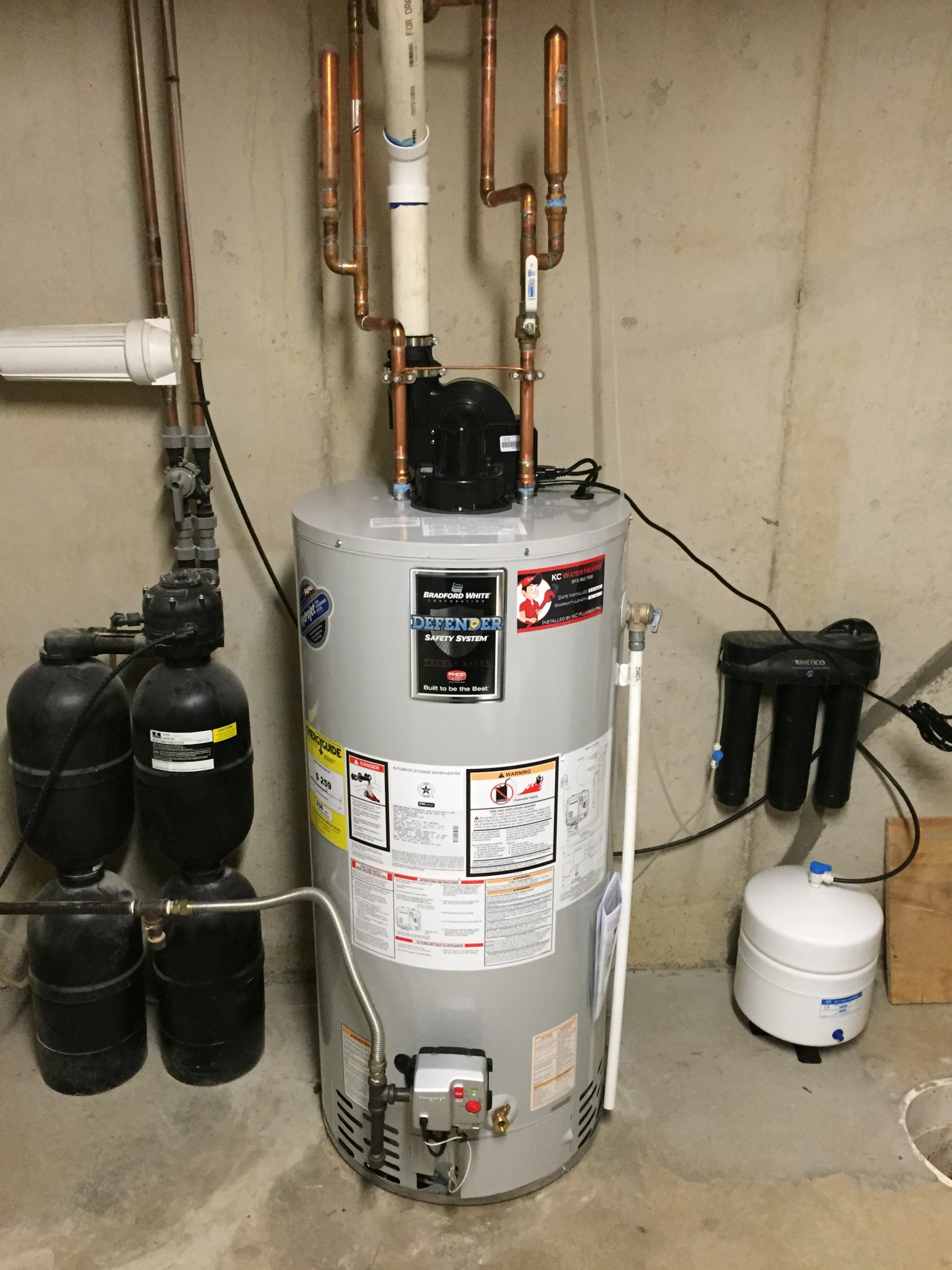 hight resolution of power vent water heaters kansas city bradford white power vent water heater e1428983586196 power vent water heaters kansas city ge water heater