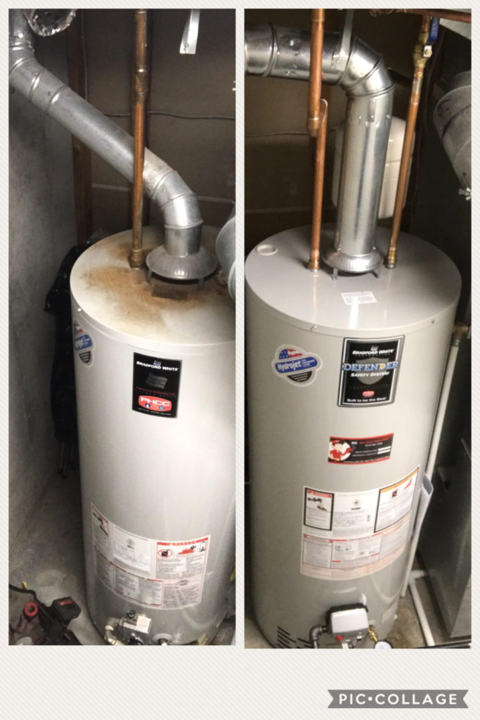 Image Result For How To Vent A Water Heater Through The Wall
