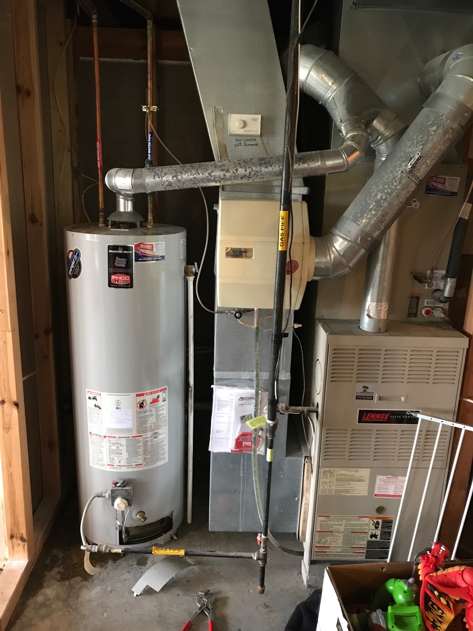 Water Heater Thermopile Voltage Low : water, heater, thermopile, voltage, Honeywell, Control, Valve, Troubleshooting, Water, Heaters