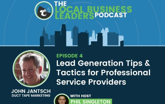 Lead Generation Marketing Tips For Professional Services