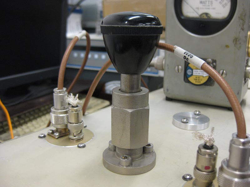 Stub Frequency Response Circuit Simulator