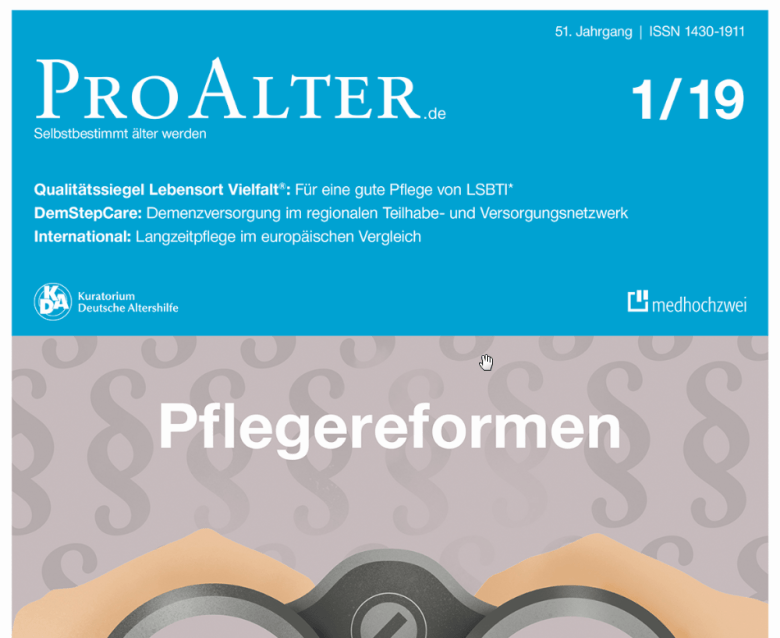Cover ProAlter 1/2019