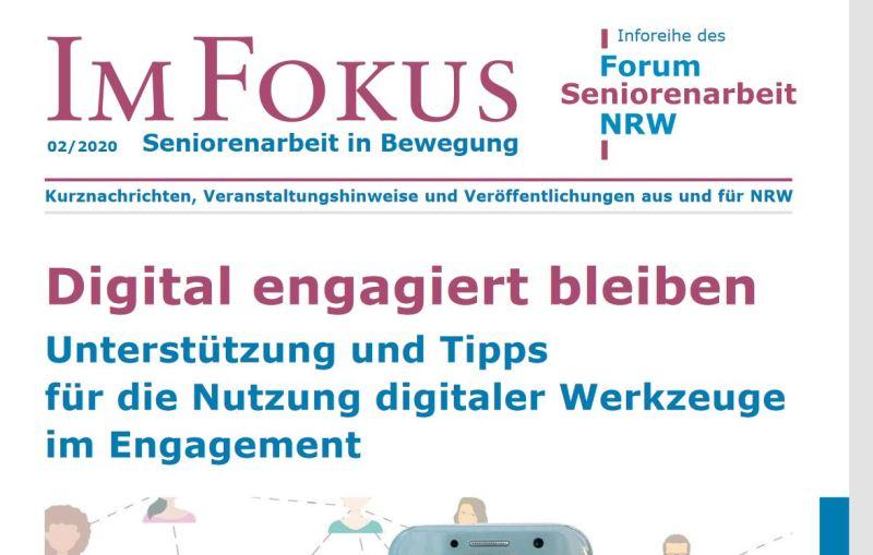 Cover Im Fokus Ausgabe 2-2020