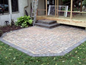 paver patio installation manchester nh