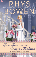 Book Review: Rhys Bowen's Four Funerals and Maybe a Wedding