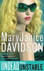 Book Review: MaryJanice Davidson's Undead and Unstable