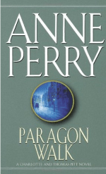 Book Review: Anne Perry's Paragon Walk