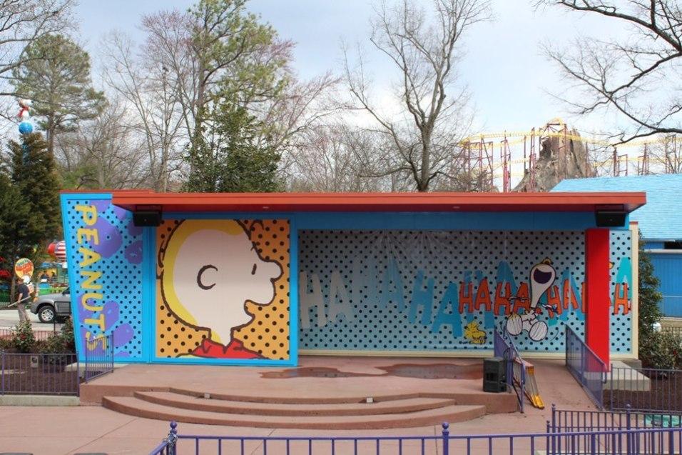 Peanut's Playhouse
