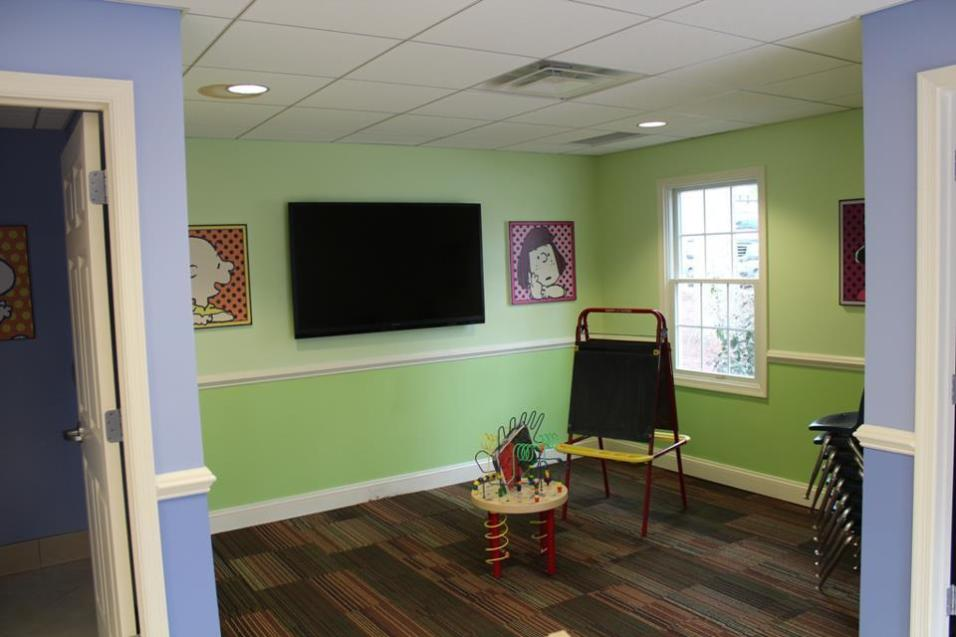 Renovated Family Care Center