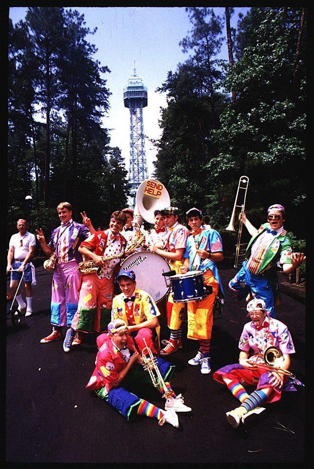 The Clown Band