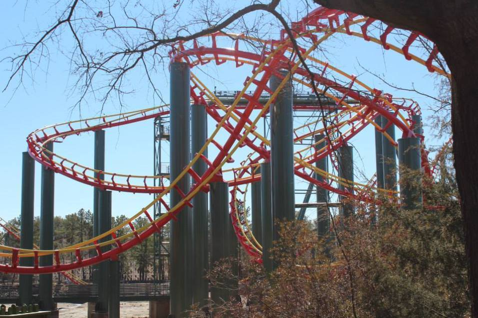 This ride looks completely different with a fresh coat of paint!