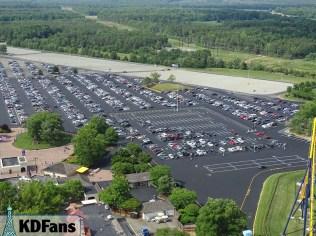 Preferred Parking Lot