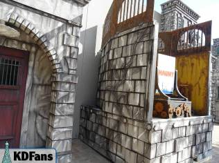 But not from this. Maybe they will paint the back wall to make it look like it's one piece. One can hope.