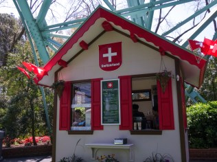 Spring Bloom Swiss Booth