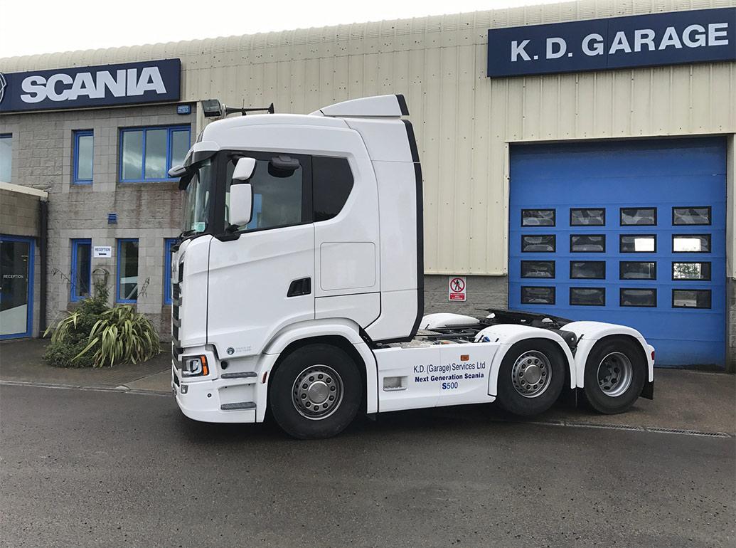 Used Trucks  KD Garage Services Ltd