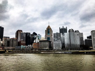 Down town PIttsburgh