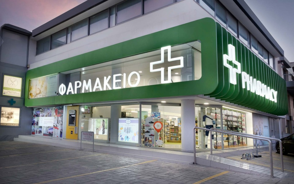 Pharmacy Design Construction KDI CONTRACT