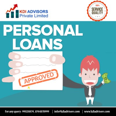 PERSONAL LOAN | KDI Adviors – KDI Advisors