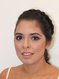 Makeup look 4 - Contoured Glam
