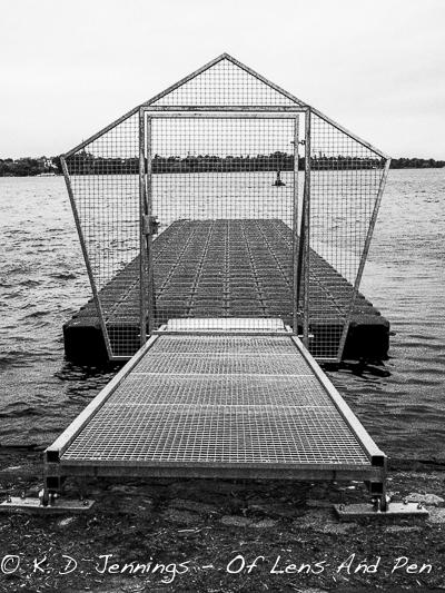 Pontoon Lake Hamburg