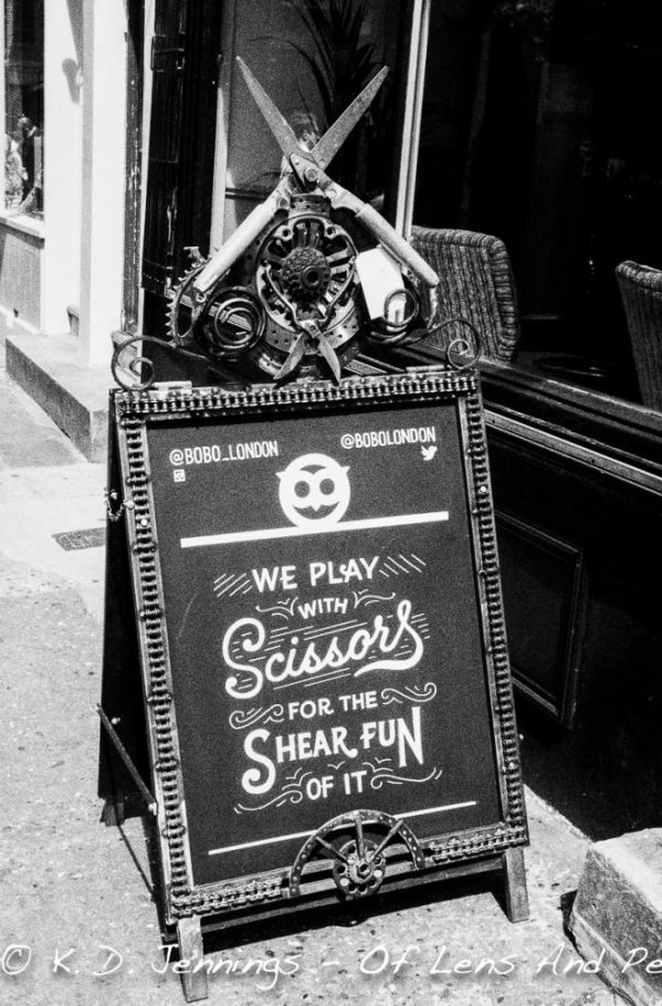 Vintage Hairdresser - Islington - London