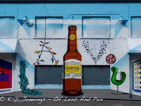 Street Art in Shoreditch London Photo 2