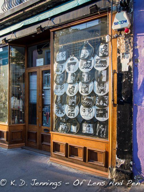 Vintage Shop London