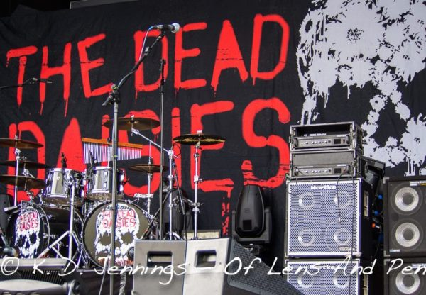 The Dead Daisies - Musikmesse Frankfurt 2016 - Stage
