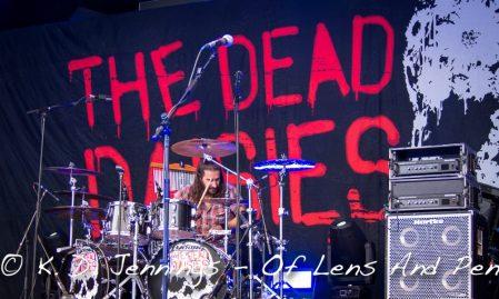 The Dead Daisies - Musikmesse Frankfurt 2016 - Brian Tichy