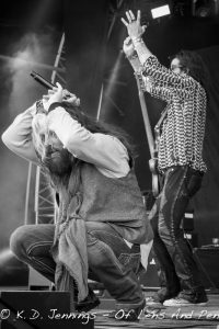 The Dead Daisies - Musikmesse Frankfurt 2016 - John Corabi, Marco Mendoza