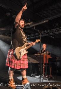 King King | Reaching For The Light Tour 2017 - Alan Nimmo - Bob Fridzema