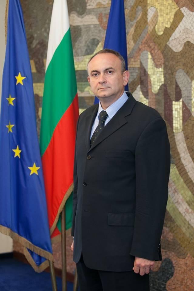 Първа среща с г-н Валентин Порязов