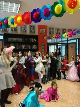 Карнавалът - любим детски празник