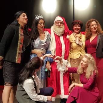 Среща с Дядо Коледа