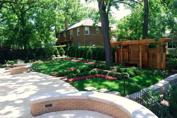 & landscaping award winning
