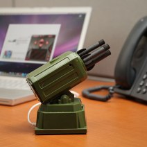 Knuckle Dragger Magazine USB Rocket Launcher