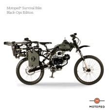 Motoped Black Ops 1